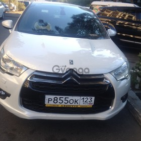 Citroen DS4  1.6 AT (150 л.с.) 2014 г.