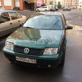 Volkswagen Jetta  2.0 AT (116 л.с.) 2000 г.