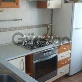 Сдается в аренду квартира 2-ком 51 м² ул. Драйзера Теодора, 30, метро Дарница