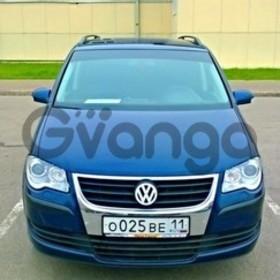Volkswagen Touran  Cross 1.6 MT (102 л.с.) 2007 г.