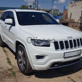 Jeep Grand Cherokee  3.0d AT (241 л.с.) 4WD 2014 г.