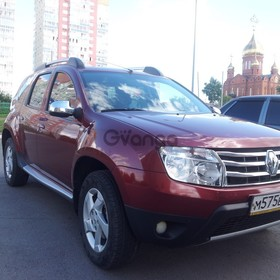 Renault Duster  2.0 AT (135 л.с.) 2013 г.