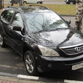 Lexus RX  400h 3.3hyb CVT (210 л.с.) 4WD 2006 г.