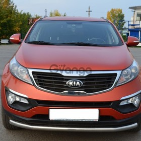 Kia Sportage  2.0 AT (150 л.с.) 2014 г.