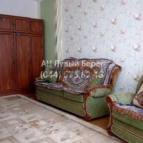 Сдается в аренду квартира 2-ком 70 м² ул. Гмыри Бориса, 8Б, метро Осокорки