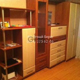 Сдается в аренду квартира 1-ком 34 м² ул. Рижская, 18, метро Сырец