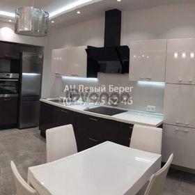 Сдается в аренду квартира 2-ком 85 м² ул. Драгоманова, 40е, метро Позняки