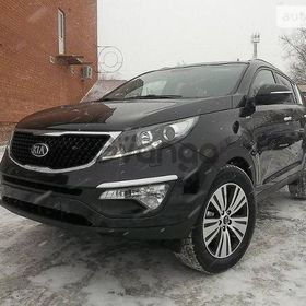 Kia Sportage 2.0 AT (261 л.с.) 2013 г.