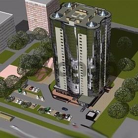 Продается квартира 1-ком 33 м² Прокофьева ул., 7, метро Проспект Просвещения