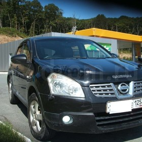 Nissan Dualis  2.0 CVT (137 л.с.) 4WD 2009 г.