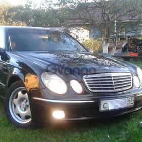 Mercedes-Benz E-klasse  270 2.7d AT (177 л.с.) 2002 г.