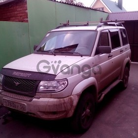 УАЗ Patriot  3163 2.7 MT (128 л.с.) 4WD 2011 г.