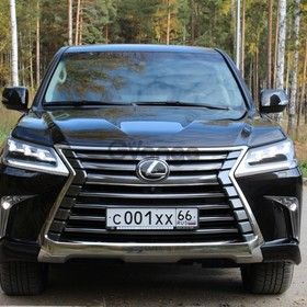 Lexus LX  450d 4.5d AT (272 л.с.) 4WD 2015 г.