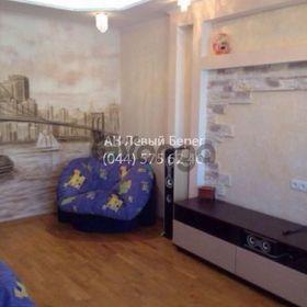 Сдается в аренду квартира 2-ком 52 м² ул. Ревуцкого, 44б, метро Харьковская