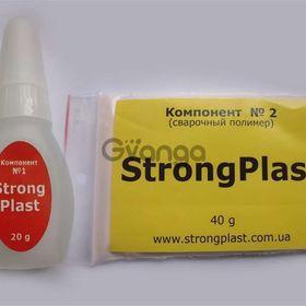 Клей для автомобильного пластика StrongPlast (СтронгПласт)