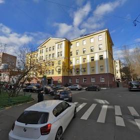 Сдается в аренду офисный блок 150 м² Малая Пироговская, 18, метро Спортивная