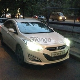 Hyundai i40  2.0 AT (150 л.с.) 2013 г.