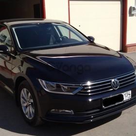 Volkswagen Passat  1.4 MT (125 л.с.) 2015 г.