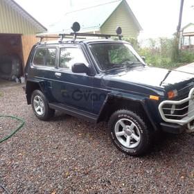 ВАЗ 2121 (4x4)  1.7 MT (83 л.с.) 4WD 2011 г.