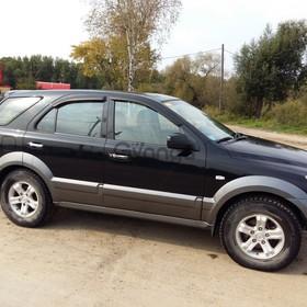 Kia Sorento  2.5d AT (140 л.с.) 4WD 2006 г.