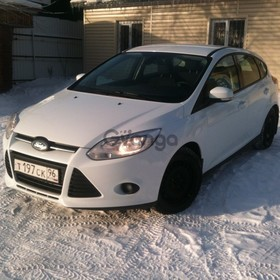Ford Focus  1.6 MT (125 л.с.) 2011 г.