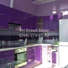 Сдается в аренду квартира 1-ком 48 м² ул. Красногвардейская, 8, метро Черниговская