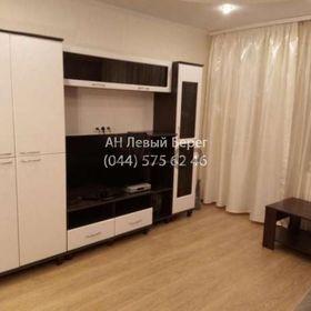 Сдается в аренду квартира 1-ком 34 м² ул. Чистяковская, 9, метро Святошин
