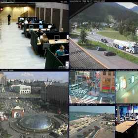 Б\У камеры видеонаблюдения