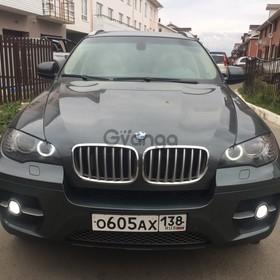 BMW X6  50i 4.4 AT (407 л.с.) 4WD 2009 г.