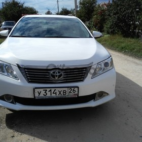 Toyota Camry  2.0 AT (148 л.с.) 2012 г.