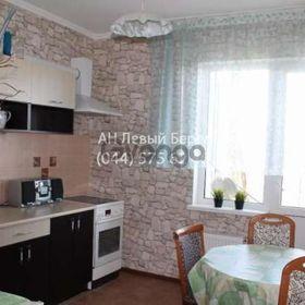 Сдается в аренду квартира 1-ком 42 м² ул. Закревского Николая, 42, метро Дарница