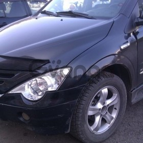 Ssang Yong Actyon Sports  2.0d AT (141 л.с.) 4WD 2009 г.