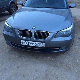 BMW 5er  525i 3.0 AT (218 л.с.) 2009 г.