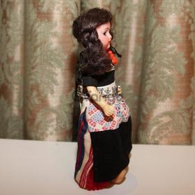 Антикварная немецкая коллекционная кукла Armand Marseille 390 A 12-OX.M