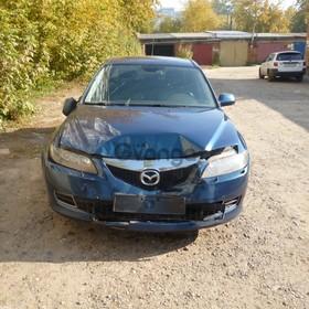 Mazda 6  2.0 AT (147 л.с.) 2007 г.