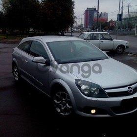 Opel Astra  1.6 MT (115 л.с.) 2007 г.