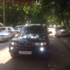 BMW X5  3.0 AT (231 л.с.) 4WD 2003 г.