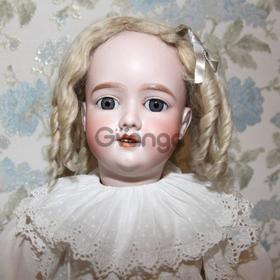 Антикварная немецкая коллекционная кукла Armand Marseille 390. A 12 M