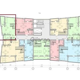 Продается квартира 2-ком 39 м² пер.Донской 22 Б