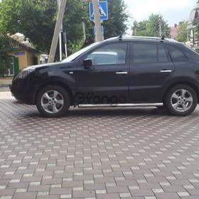 Renault Koleos 2.5 CVT (171 л.с.) 4WD 2009 г.