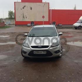 Ford Focus 2.0 MT (145 л.с.) 2008 г.