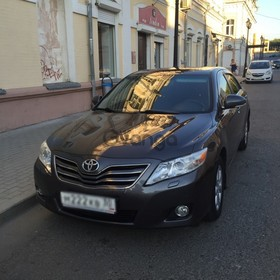 Toyota Camry 2.4 AT (167 л.с.) 2011 г.
