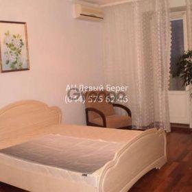 Сдается в аренду квартира 1-ком 50 м² ул. Васильковская, 18, метро Васильковская