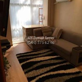 Сдается в аренду квартира 1-ком 35 м² ул. Печерский, 11, метро Кловская