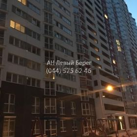 Продается квартира 2-ком 67 м² ул. Драгоманова, 2б, метро Позняки
