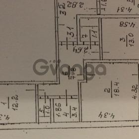 Продается квартира 2-ком 59 м² ул Парковая, д. 32А, метро Речной вокзал