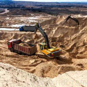 Намывной песок с доставкой цена за куб
