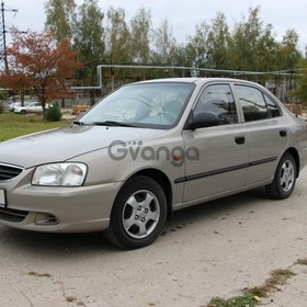 Hyundai Accent 1.5 AT (102 л.с.) Tagaz 2008 г.