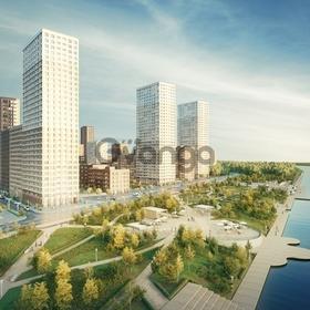 Продается квартира 3-ком 61 м² Донецкая ул, 30стр2, метро Марьино
