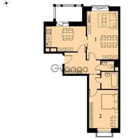 Продается квартира 2-ком 62 м² ЖК Митино-О2 , 10